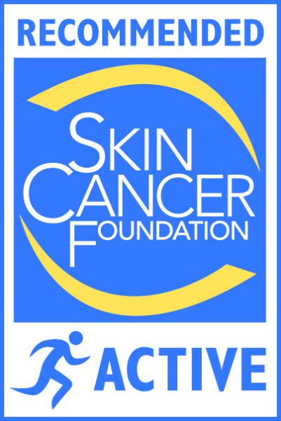 Skin Cancer Foundation Seal of Recommendation Active Logo color